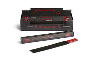 Stamford Premium Vampire's Kiss Hex Incense Stick 6 Pack - Total 120 Stick