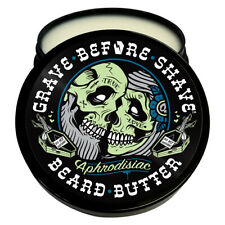 Grave Before Shave Beard Butter (Aphrodisiac Blend)