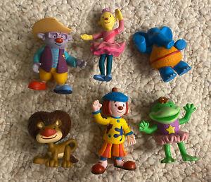 Playhouse Disney Jojo's Circus Magic Friends Figures Figurines Playset Play set