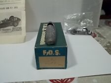 fds sc1/43 ferrari 500 f2 1951 no decals