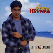 Audio CD - JERRY RIVERA - Lo Nuevo & Lo Mejor  - USED Very Good (VG) WORLDWIDE