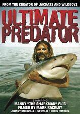 Ultimate Predator - Manny Puig & Mark Rackley -  DVD NEU