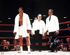 "Jamie Foxx Autographed Signed 16x20 Photo w/ Will Smith ""Ali"" ASI Proof"