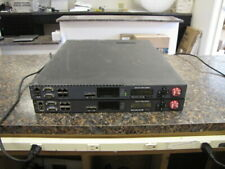 Lot of (2) F5 Big-Ip 1600 Series Load balancer 200-0294-13/200-0294-18