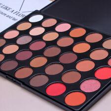 Makeup 35 Colors Natural Eyeshadow Palette Matte Eye Shadow Beauty Warm Netural