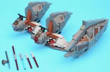 LEGO 7957 - Sith Nightspeeder - STAR WARS - 2011 - vehicle only + Lightsabers