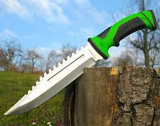 Massives Jagdmesser 32 cm Huntingknife Couteau Coltello Cuchillo Cutit J092