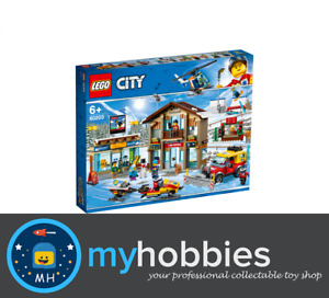 LEGO 60203 City Ski Resort Brand New and Sealed