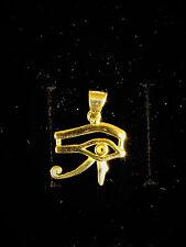 pendentif Oudjat or jaune 18 carats - 750/1000 gold fabrication française