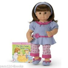 AMERICAN GIRL BITTY TWIN SPRING PICNIC PANT SET NIB RET DOLL NOT INCLUDED BABY