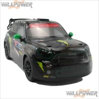 Mini Cooper S Sport Car RTR (RC-WillPower) RASTAR