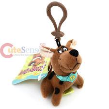 "Scooby Doo Baby Plush Doll Key Chain 3"" Mini Plush Clip On 7"