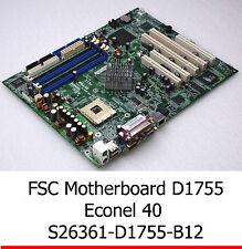 Board motherboard siemens FSC econel 40 s26361-d1755-b12 d1755 rs-232 IDE + SATA