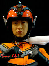 "Medicom Ultraman 12"" figure 1/6 Seiji Hokut Mail Away Tsuburaya LTD"