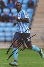 COVENTRY: MARC-ANTOINE FORTUNE SIGNED 6x4 ACTION PHOTO+COA