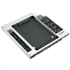 SATA 9.5mm Hard Disk Drive HDD to PATA-IDE  Bay Caddy Adapter Replacement CD/DVD