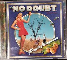Tragic Kingdom by No Doubt (CD, Oct-1995, Trauma)