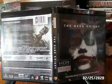 The Dark Knight blu ray only w/slipcover, will combo shipping w/ other listings