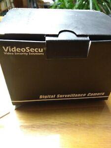 VideoSecu  Day/Night Digital Security / Surveillance Dome Camera - Color #VD8HB