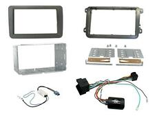 Connects2 CTKVW16 VW Sharan 2015 On Complete Double Din Stereo Fitting Kit