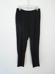 KATE SPADE New York Live Colorfully Black Pants Black Size 8