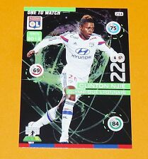 CLINTON NJIE TOTTENHAM OL ONE TO WATCH FOOTBALL ADRENALYN CARD PANINI 2015-2016