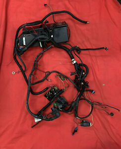 1996 Mercruiser 454 EFI Wiring Harness