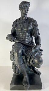 Austin Productions Michelangelo Giuliano de' Medici Tomb Florence