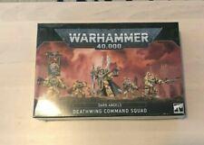 Dark Angels Deathwing Command Squad Knights Terminators Nib Sealed Warhammer 40K