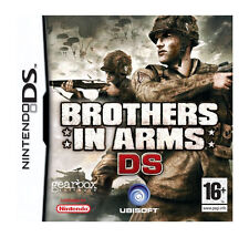 Brothers in Arms Nintendo DS NDS 2DS 3DS Video Game Original UK Release New