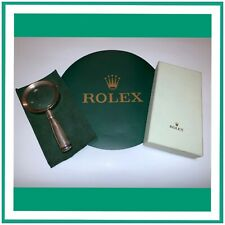 ROLEX Magnifying Glass .925 Solid Sterling Silver 76 PD Hallmarked