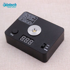 Glotech Digital coil Resistance Tester Ohm Meter Reader Wire Coil DIY Tool
