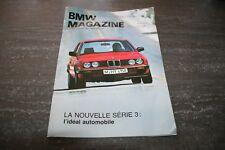 BMW MAGAZINE.