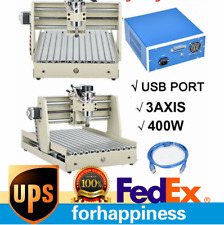 Usb 3 Axis 3040 Router Engraver Engraving Cnc Drill Milling Carving Machine