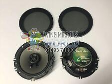 "Phoenix Gold Z65CX Z Series 6.5"" 17cm Car Door Coaxial Speakers 40w RMS"
