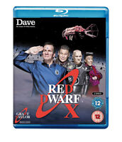 Red Dwarf: X Blu-Ray (2012) Chris Barrie cert 12 2 discs ***NEW*** Amazing Value