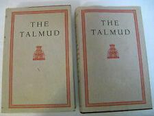 The Talmud In English Seder Zeraim 11 Tractates Annotated w/Glossary & Index