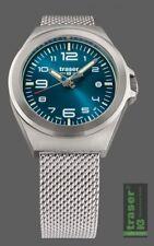 Traser H3 Traser P59 Esencial s Blues Metal Reloj De Hombre 108203