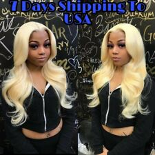 Frontal Wig Brazilian Straight Lace Front Human Hair Wigs For Black Women Hot