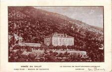 CPA  - Armée du Salut, Cure D'Air, Chateau de Saint-Georges-les-Bains (280105)