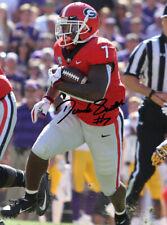 D'ANDRE SWIFT SIGNED PHOTO 8X10 RP AUTOGRAPHED GEORGIA BULLDOGS