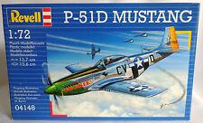 1:72 REVELL - P-51D MUSTANG - REF. 04148 -  NUOVO SIGILLATO
