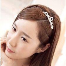 Women Lady Girl Crystal Princess Sweet bling shiny Hair Crown Head band Tiara