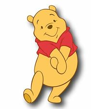"3"" Wide Winnie the Pooh Decal Sticker for case car laptop phone bumper"
