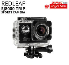 Redleaf SJ8000 Trip Sports Camera Remote Control LCD Screen Wifi 4K 16 MP 120fps