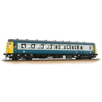 Bachmann 35-526 OO Gauge Class 121 Single-Car Unit BR Blue Grey