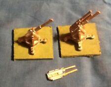 Citadel 40K Epic Metal Squat Thunderfire Cannon Artillery X2 Complete GW