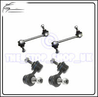 Hyundai Santa Fe 06- Front & Rear Anti Roll Bar Drop Link Rods Bars