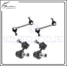Hyundai Santa Fe 00-06 Front & Rear Anti Roll Bar Drop Link Rods Bars