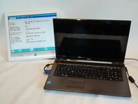 Notebook Acer Aspire 7250 17,3 Zoll E304G50Mikk AMD E-300 1,3GHz Radeon HD 6310